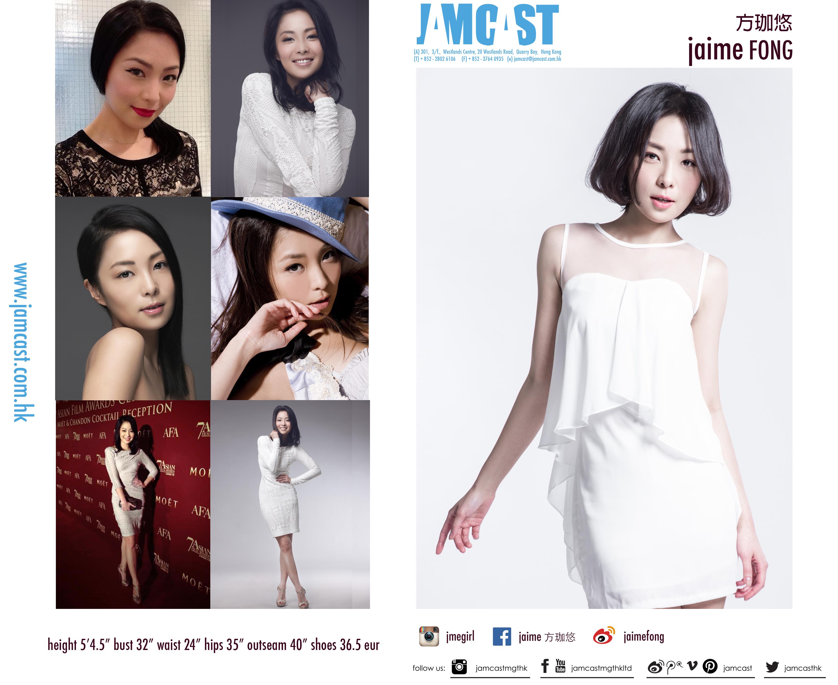 Jaime Fong Card