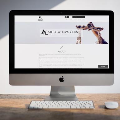 Arrow Lawyers Website