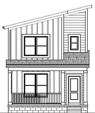 2021-04-01- Front Elevation - 241 Dakota