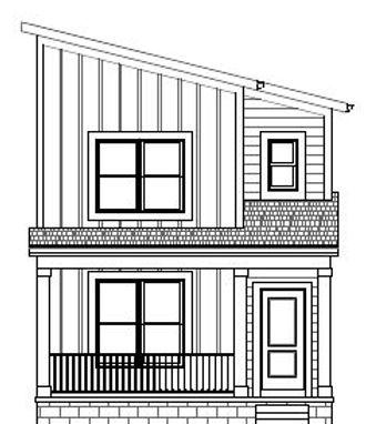 2021-04-01- Front Elevation - 520 Reynol