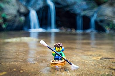 Lego Versus Wild