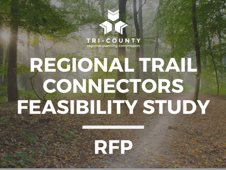 Request for Proposals: Regional Trail Connectors Feasibility Study