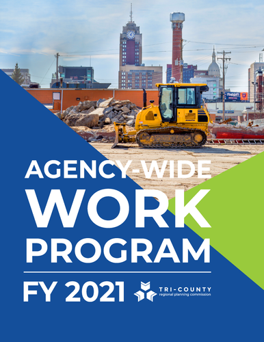 Draft FY 2021 Agency-Wide Work Program
