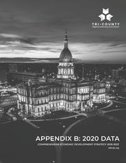 CEDS Appendix B: 2020 Data