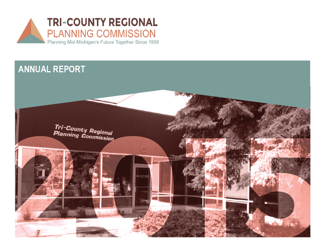 2015 TCRPC Annual Report