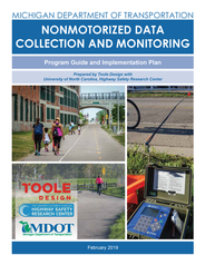 MDOT Non-motorized Data Collection and Monitoring