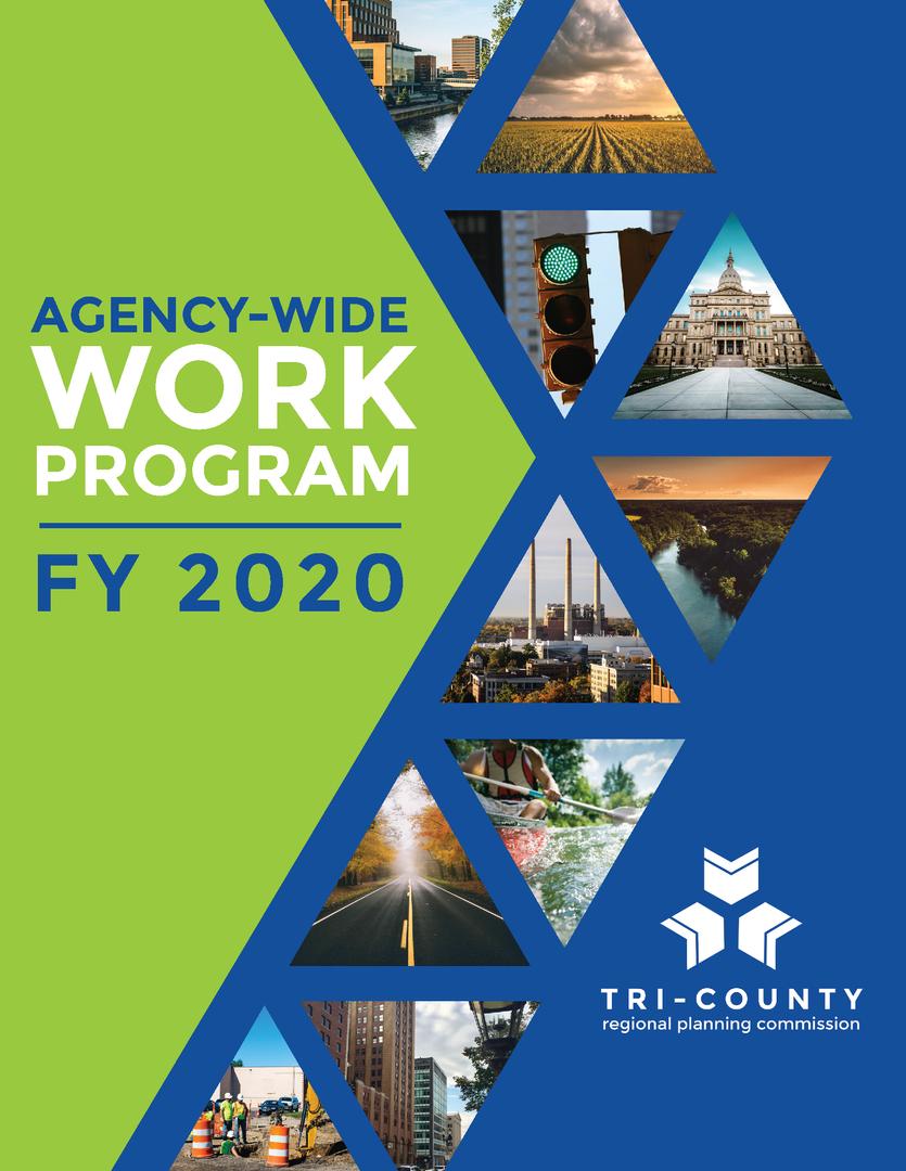 FY 2020 Agency-Wide Work Program