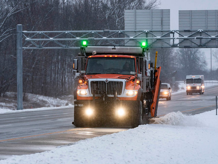 Rolling Out the Road Salt: Protecting Our Safety & Environment