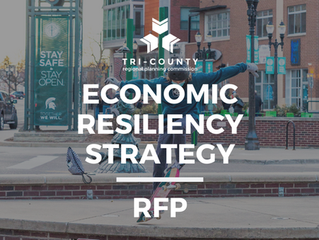 Request for Proposals: Comprehensive Economic Resiliency Strategy