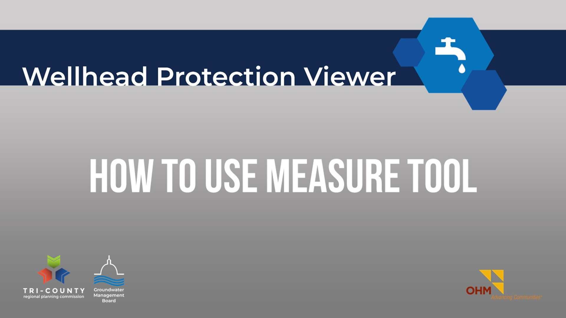 How to Use the Measure Tool