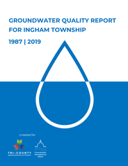Ingham Township Groundwater Quality Report