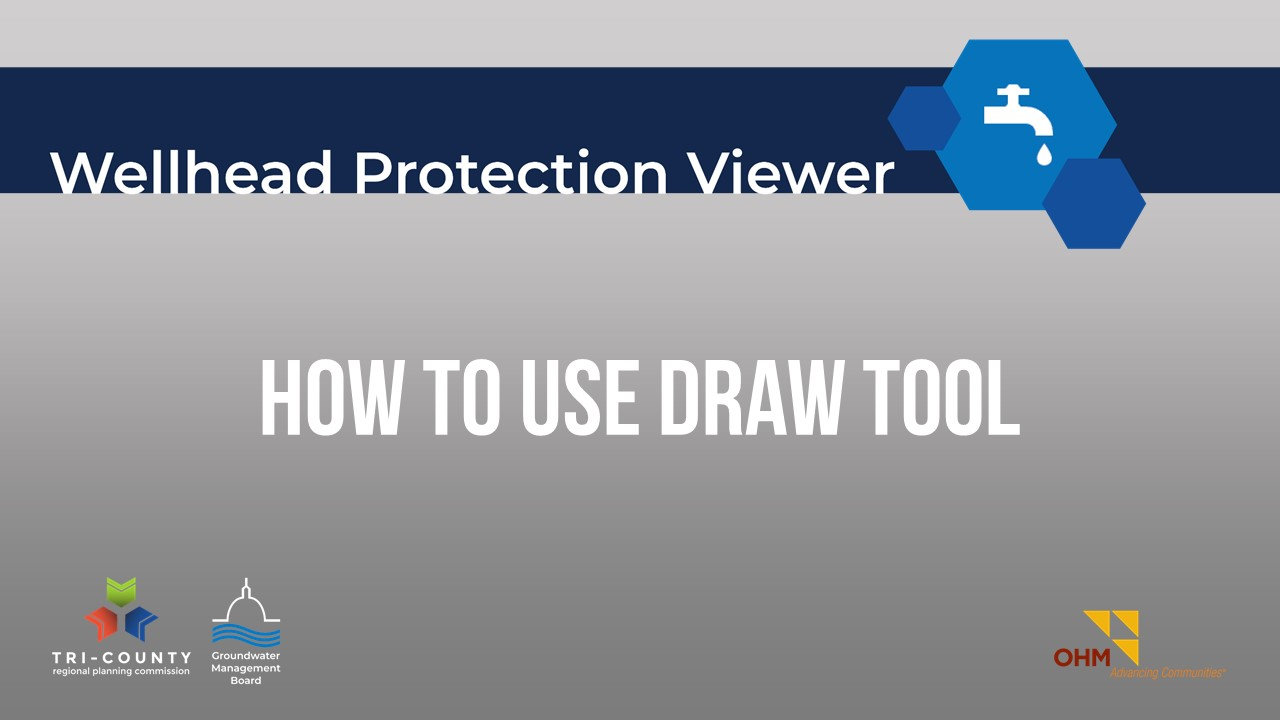 How to Use the Draw Tool