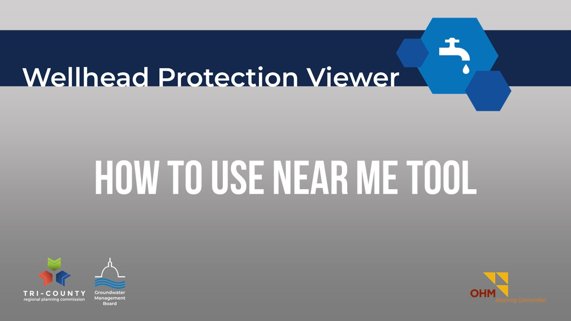 How to Use the Near Me Tool