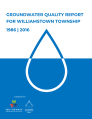 Williamstown Township Groundwater Quality Report