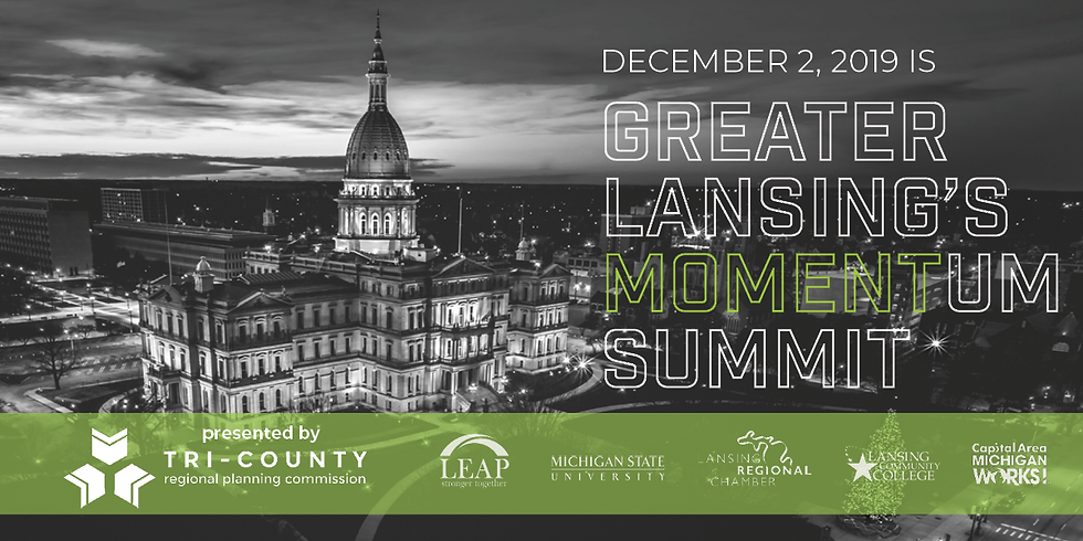 Greater Lansing's Momentum Summit