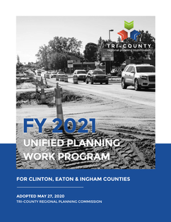 FY 2021 Unified Planning Work Program