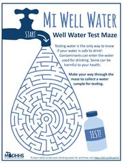 Well Water Test Maze