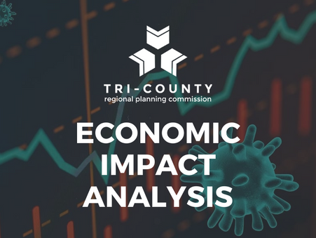 COVID-19 Economic Impact Analysis for the Tri-County Region Underway