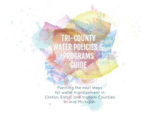 Tri-County Water Policies & Programs Guide