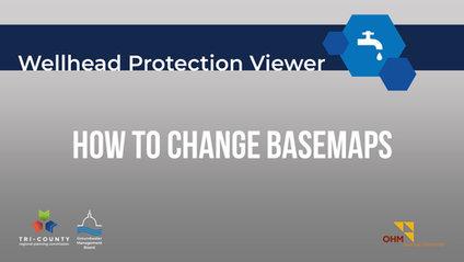 How to Change Basemaps