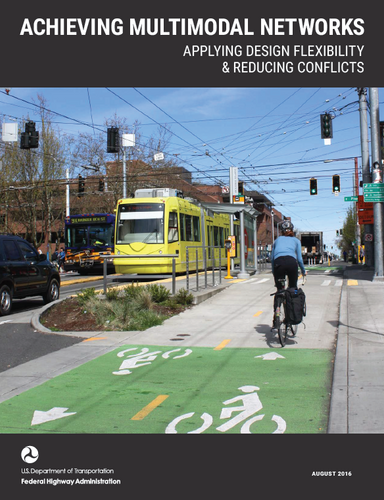 FHWA Achieving Multimodal Networks