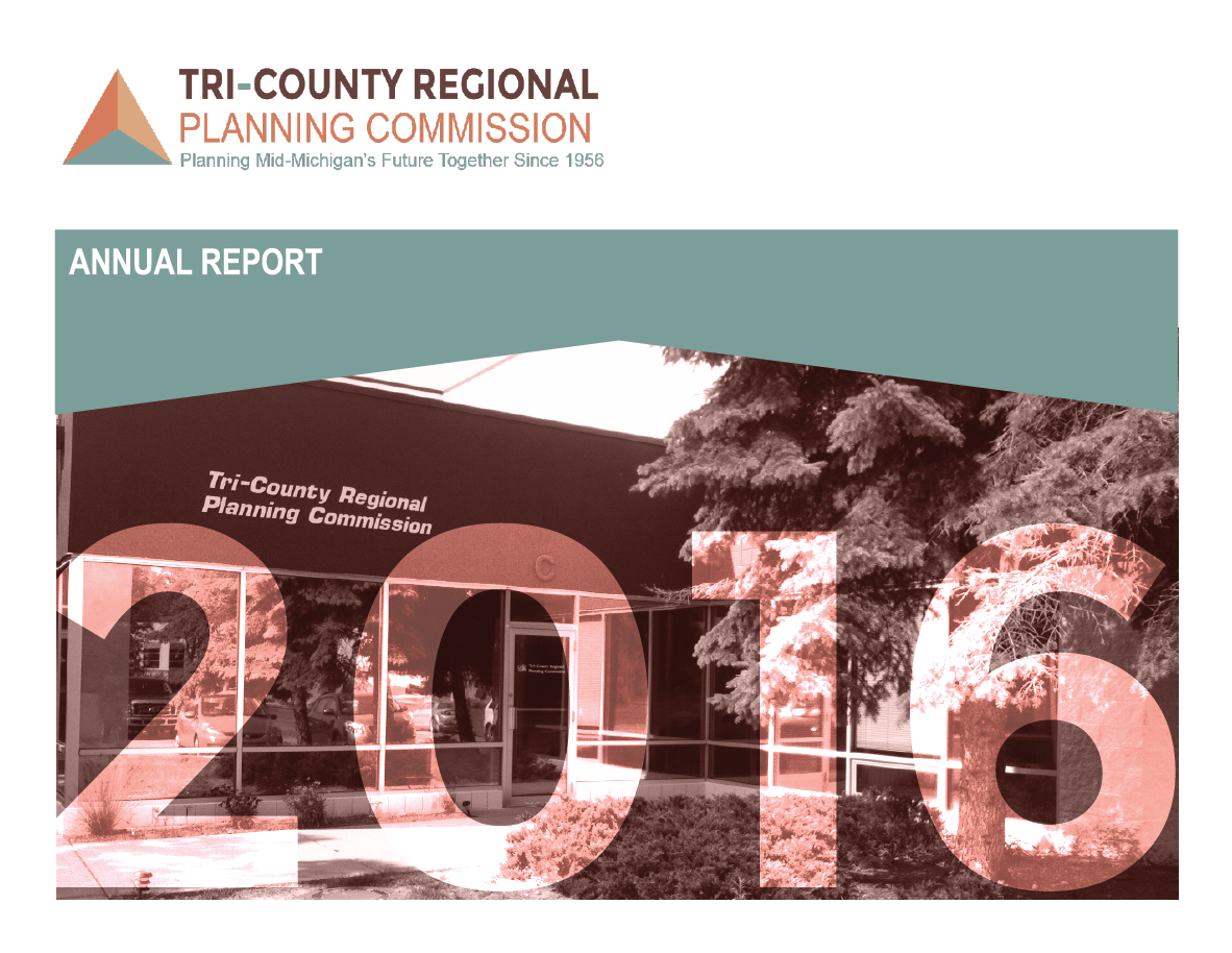 2016 TCRPC Annual Report