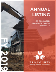 FY 2019 Annual Listing of Obligated Transportation Projects