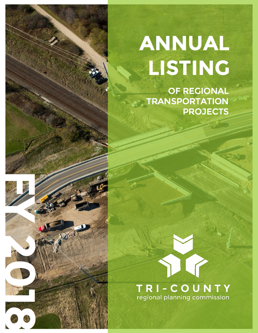 FY 2018 Annual Listing of Regional Transportation Projects