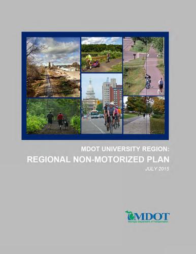 MDOT University Region 2015 Non-motorized Plan