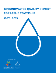 Leslie Township Groundwater Quality Report