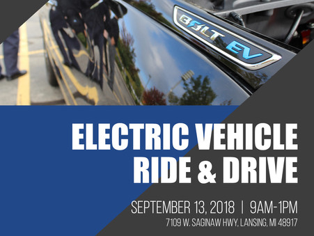Electric Vehicle Ride & Drive