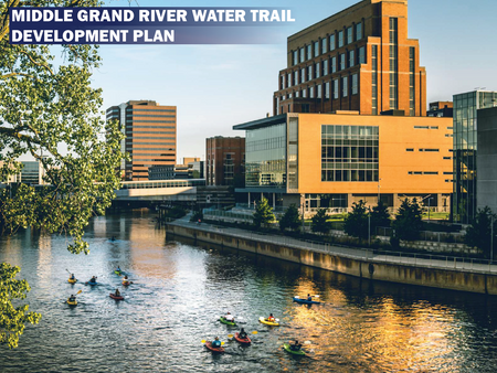 Middle Grand River Designated as One of First State Water Trails
