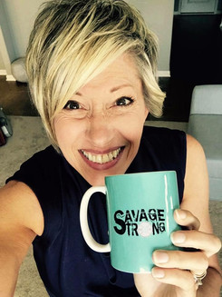 Cindy (Savage Strong graphic artist)