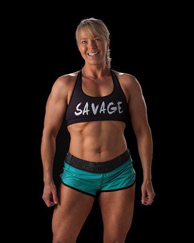 Brooke Savage, David Deutsch Photography