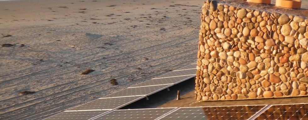 La Jolla Solar Installation