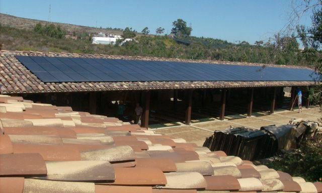 Encinitas Solar Installation