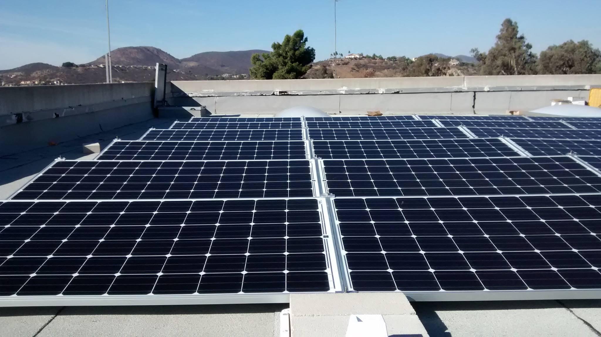 San Diego Solar Panels Solar Energy Solar Contractor