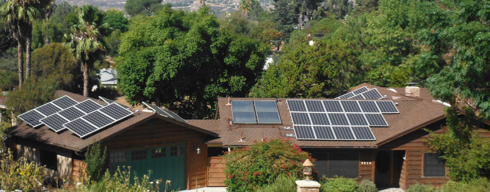 El Cajon Solar Installation