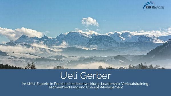 Gerber & Partner Firmenpräsentation