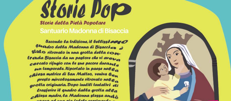 Il ritrovamento del Quadro della Madonna <<in contrada Bisaccia>>