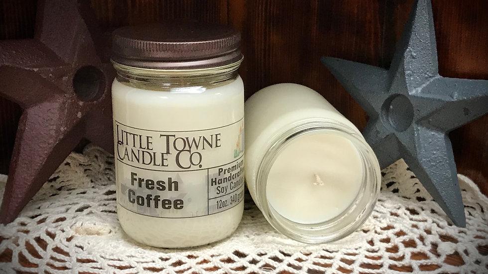 Fresh Coffee Candle
