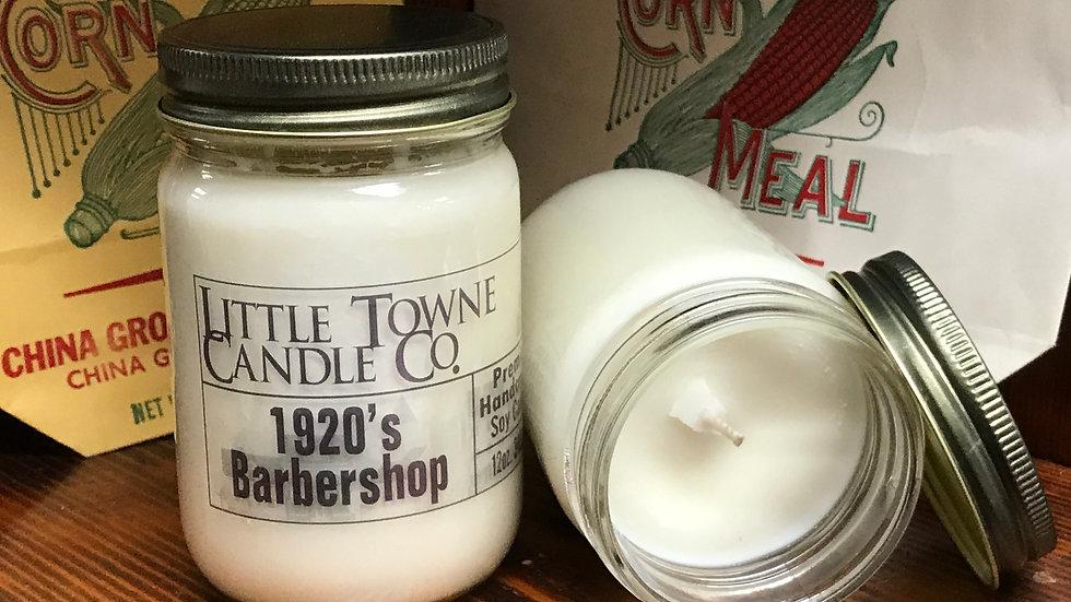 1920's Barbershop Candle
