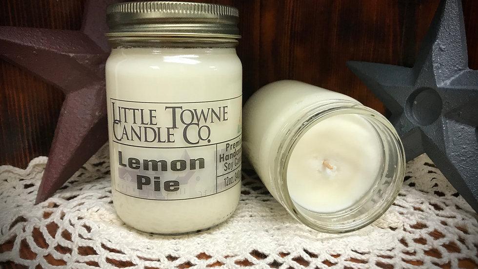 Lemon Pie Candle