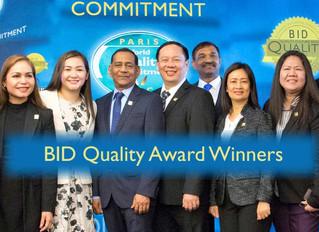 Premio Internacional a la Excelencia, Calidad e Innovación