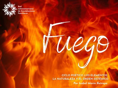 Fuego, poesía sistémica