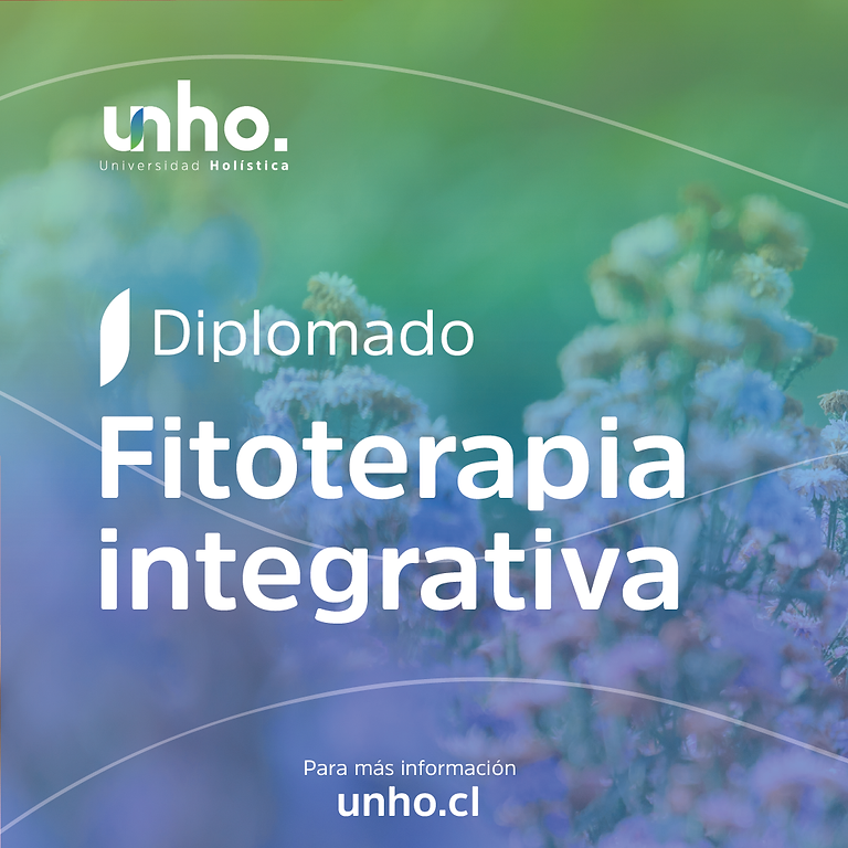 Diplomado en Fitoterapia Integrativa