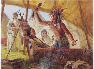 El cuerpo y la medicina Lakota