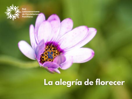 La Alegría de florecer