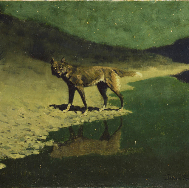 Frederic_Remington_-_Moonlight,_Wolf.jpg