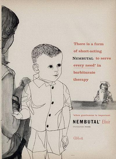 SENS DEP - nebuvital - barbiturate eyes.